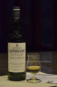 Laphroaig Islay Single Malt Scotch Whisky Triple Wood 075 photo copyright Cheri Loughlin