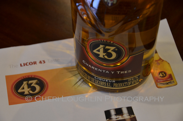 Licor 43 Spanish Liqueur - photo by Cheri Loughlin