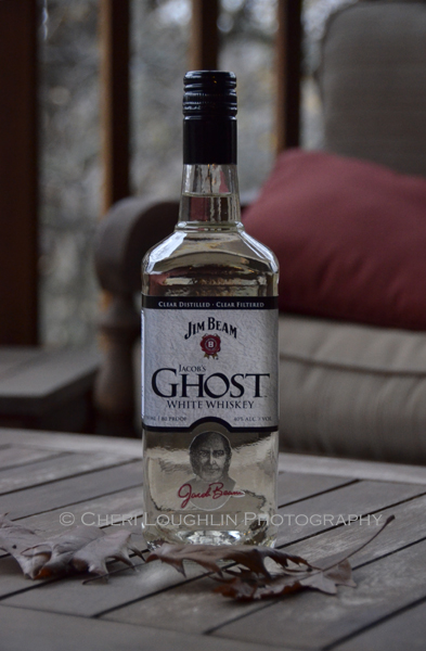 Jacob's Ghost White Whiskey Bottle Photo 028