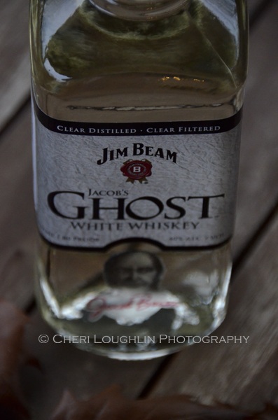 Some like Jacob's Ghost White Whiskey just the way it is, but it's also fun to shake things up a bit with a few whiskey spring cocktail drink recipes. - photo by Cheri Loughlin, The Intoxicologist