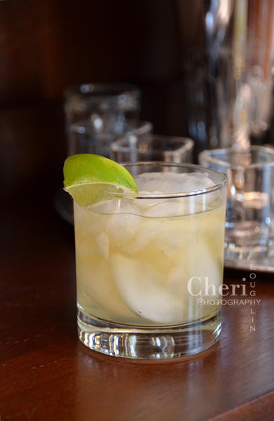 Mexico's Shamrock (a lower calorie St. Patrick's Day option) - Camarena Tequila, Irish Whiskey, Apple Juice, Honey, Lime, Ginger Beer