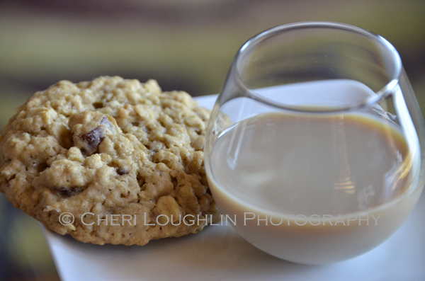 Oatmeal Raisin Cookie 028 photo copyright Cheri Loughlin