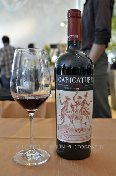 Caricature Red Blend Wine 130