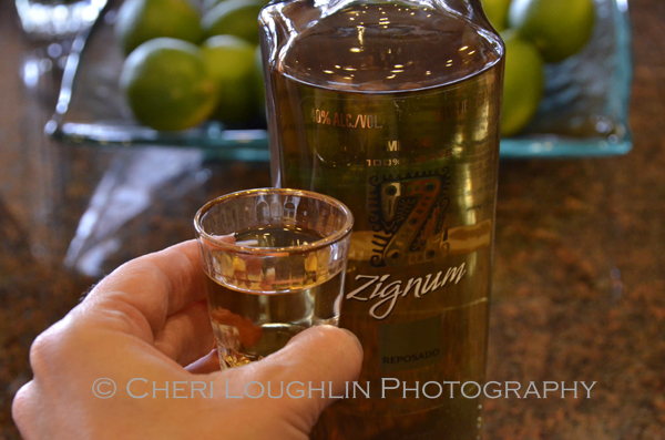 Zignum Reposado Mezcal Taste: Earthy. Immediately lush, honey. The taste goes directly to the spicy, earthy flavor one expects from Mezcal. - photo and tasting notes by Cheri Loughlin, The Intoxicologist