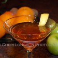 Ruby Twist 034 This little gem of a cocktail uses reposado tequila, pomegranate liqueur and premium orange liqueur. Ruby Twist weighs in at about 48.63 proof. - recipe and photo credit: Mixologist Cheri Loughlin of The Intoxicologist {http://intoxicologist.net}
