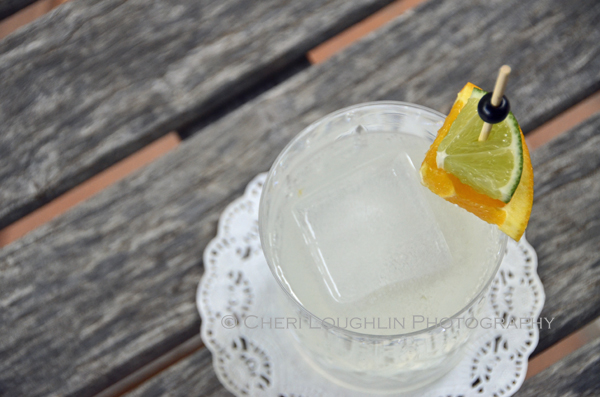 White Witch Halloween Cocktails - {photo credit: Mixologist Cheri Loughlin, The Intoxicologist - www.intoxicologist.net}