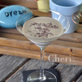 P.S. I Love You Creamy Cocktail Recipe is a decadently rich cocktail. It is a dessert lover's dream come true. {photo credit: Mixologist Cheri Loughlin, The Intoxicologist www.intoxicologist.net}