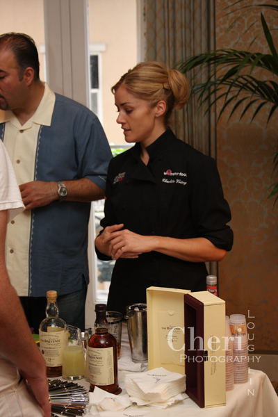 Charlotte Voisey - Balvenie and Glenfiddich Tasting Room - Tales of the Cocktail