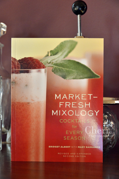 Market-Fresh Mixology Book Giveaway