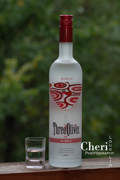 Three Olives Bubble Vodka review photo {photo credit Cheri Loughlin}