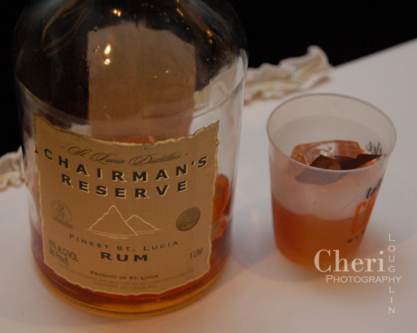 Chairman's Reserve Caribbean Old Fashioned Cocktail
