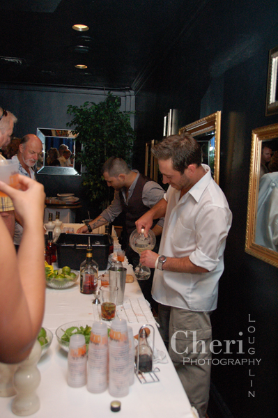 Robert Ortenzio and Paul Sevigny of SlashCocktail