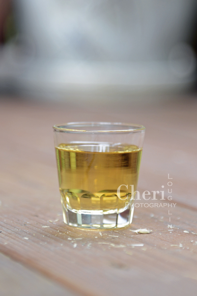 Shot of Bourbon for a Boiler Maker