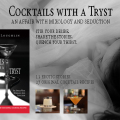 Cocktails with a Tryst: An Affair with Mixology and Seduction (The Intoxicologist LLC, 2014) $16.95 paperback, 192 pages, $8.95 Kindle, will be available at http://intoxicologist.net/books or email str8upcocktails@gmail.com. ISBN: 978-0-9905680-1-8 Also available on Amazon: http://amzn.to/1uqvzCO
