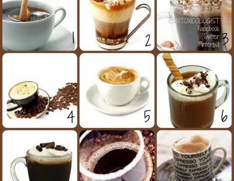 9 delicious Hot Coffee suggestions are perfect for chilly weekend mornings, holiday gatherings or enjoy some snuggle time by the evening fire. Enjoy!