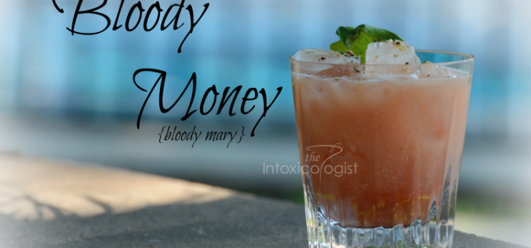 Happy New Year National Bloody Mary Day