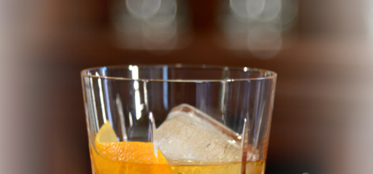 Pusser's Rummy Old Fashioned