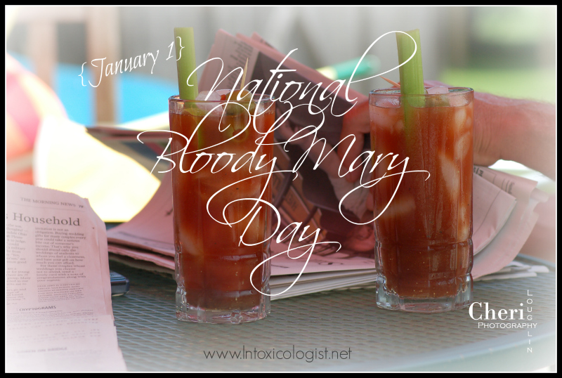 National Bloody Mary Day