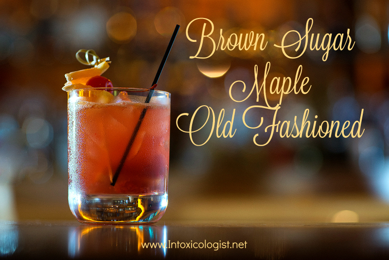 Brown Sugar Maple Old Fashioned: One of 8 seasonal cocktail recipes to add inner warmth to your fall happy hour.