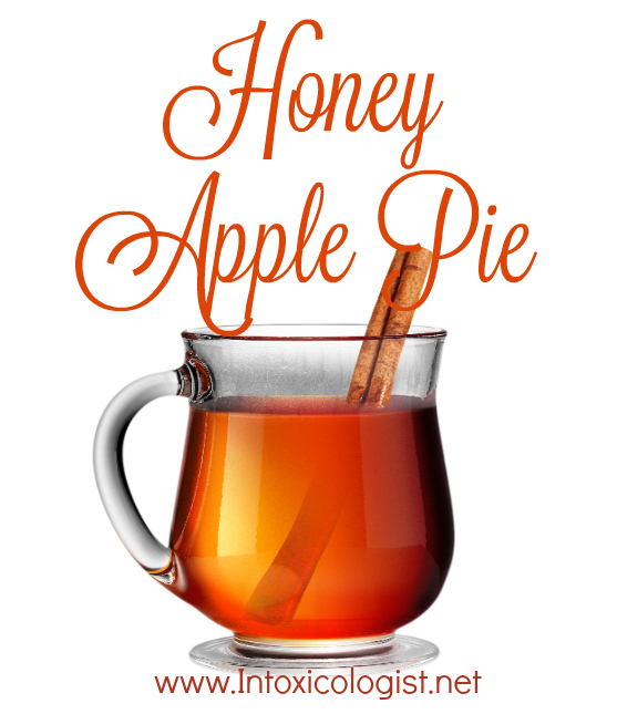 Honey Apple Pie - Jack Daniels 14-800