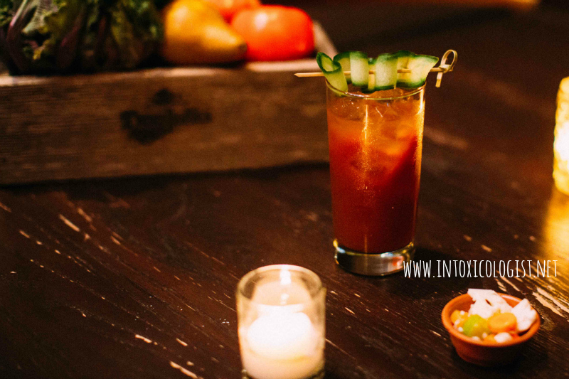 "January 1 is National Bloody Mary Day. Perhaps a ""cure"" for partying the night before? Maybe not a cure all, but Bloody Marys sure go great with weekend brunch."