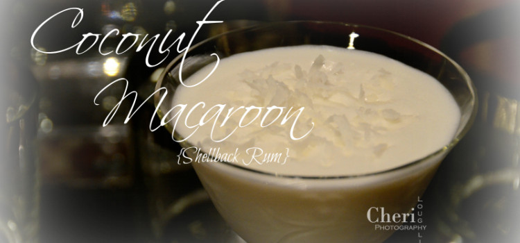 Coconut Macaroon Cocktail