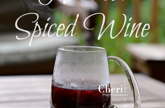 Harvest Spiced Wine