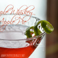 Maple Whiskey Apple Pie: Crown Royal Maple, Apple Spice Ginger Liqueur, Butterscotch Schnapps and Cranberry Juice. Easily converts to party pitcher size.
