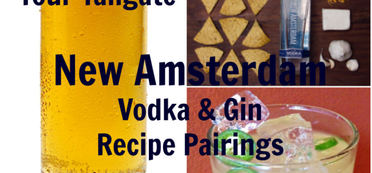 New Amsterdam Spices Up Your Tailgate
