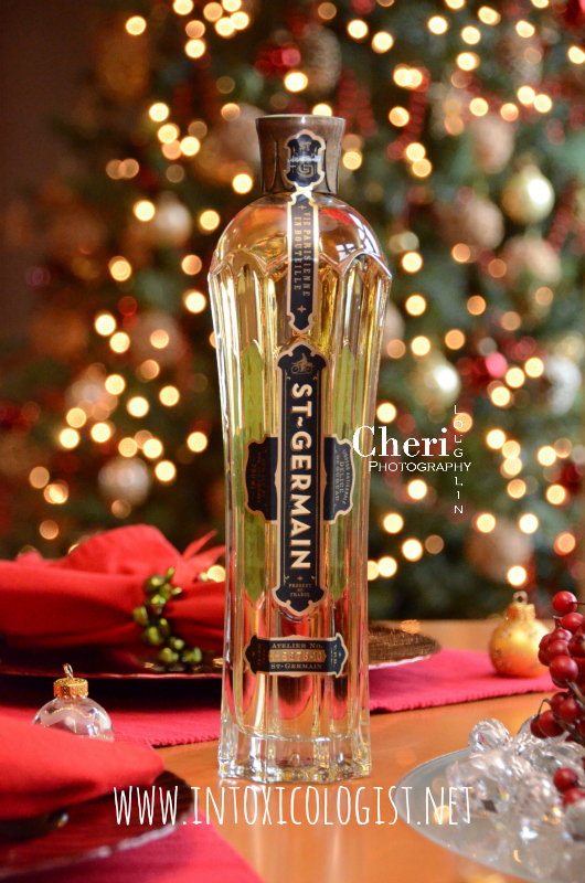 St- Germain is created from hand-picked elderflower blossoms. It is a complicated, dynamic liqueur. It is light on the tongue, yet bursting with flavor. There are hints of fruit and floral.