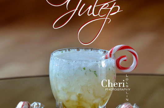 Candy Cane Julep