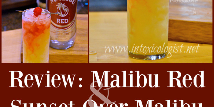 Review: Malibu Red with Sunset Over Malibu