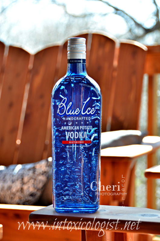 Dream Weaver uses Blue Ice American Potato Vodka (gluten-free and Non-GMO), Green Chartreuse and Lemonade. Summer refreshment at its finest.