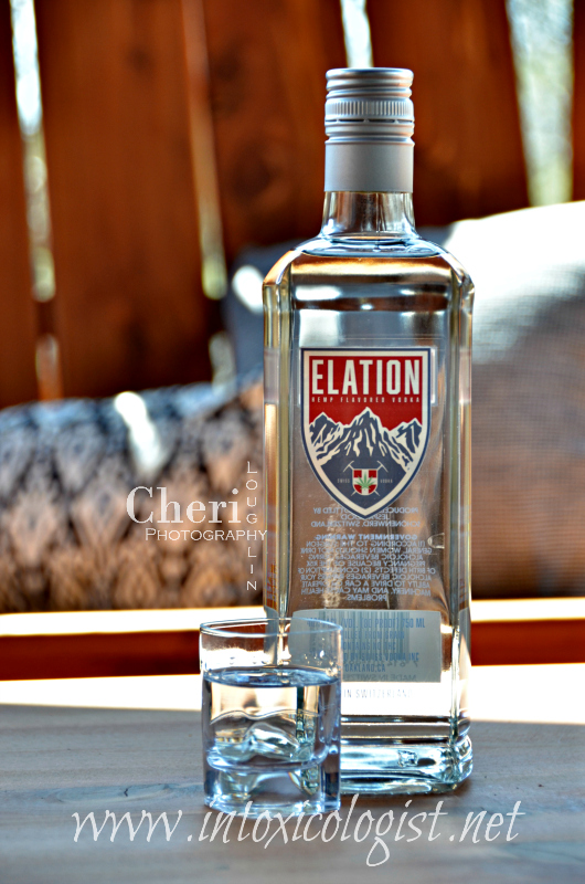 Elation Hemp Vodka is unusual in flavor with gin-like qualities. It will get you drunk like any spirit, but won't get you high.