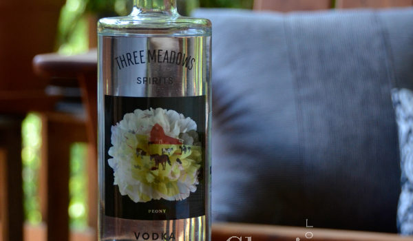 Three Meadows Spirits Peony Vodka Review
