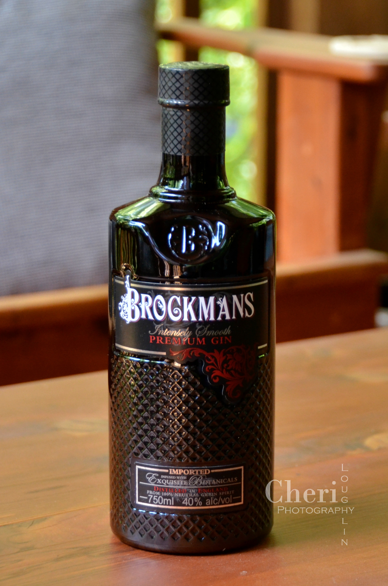 Brockmans Gin is a unique gin with traditional and not so traditional botanicals.