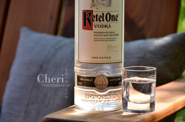 Ketel One Vodka is crisp, clean, smooth and affordable. It's an excellent choice for vodka martinis or the Legend cocktail with cherry brandy, blackberry liqueur and pomegranate juice.