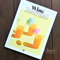 Winc.com monthly wine journal