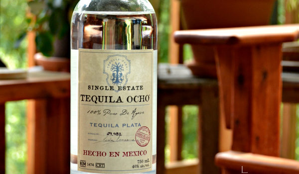 Tequila Ocho Plata 2016 Review