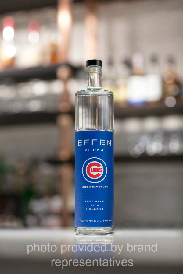 EFFEN Vodka is made with care from package design to what's in the bottle. It is clean and crisp with smooth finish.