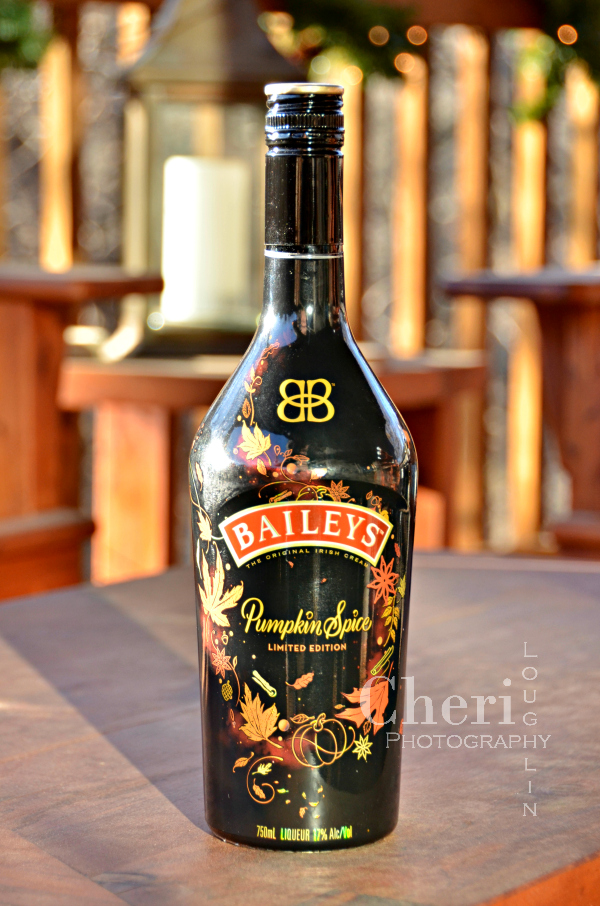 Baileys Pumpkin Spice Liqueur is the perfect accompaniment to creamy sweet cinnamon tea for a chai latte like experience.