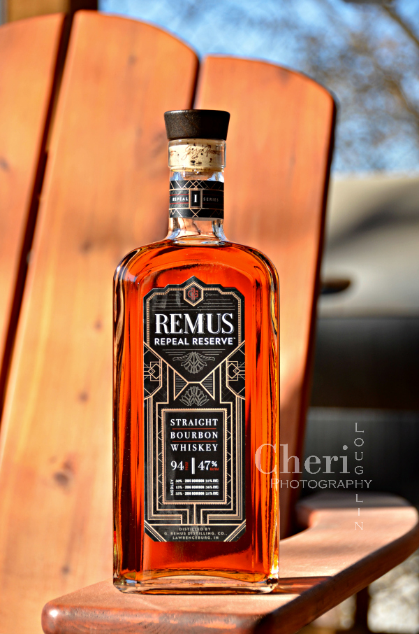 Remus Repeal Reserve Bourbon Whiskey is a high rye limited edition release commemorating the repeal of Prohibition.