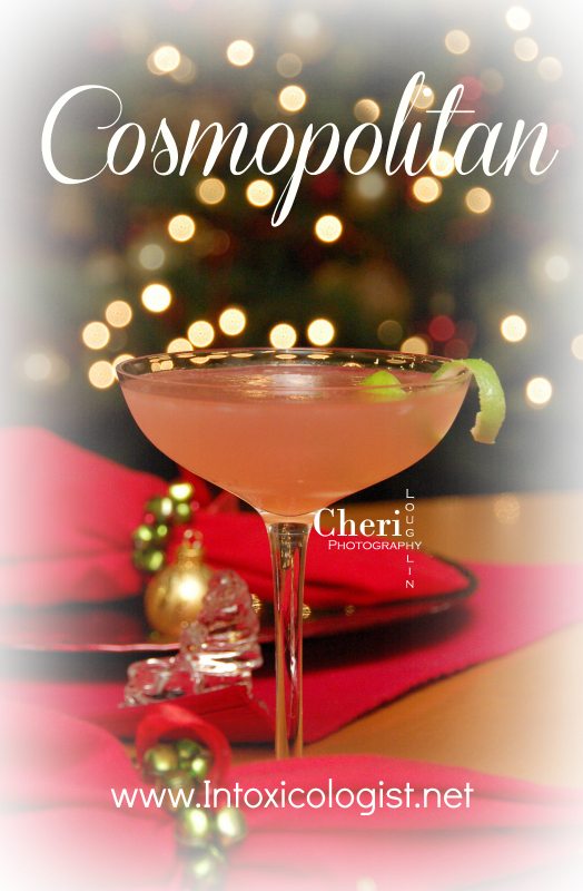 21 Must Try Classic Cocktails: Cosmopolitan