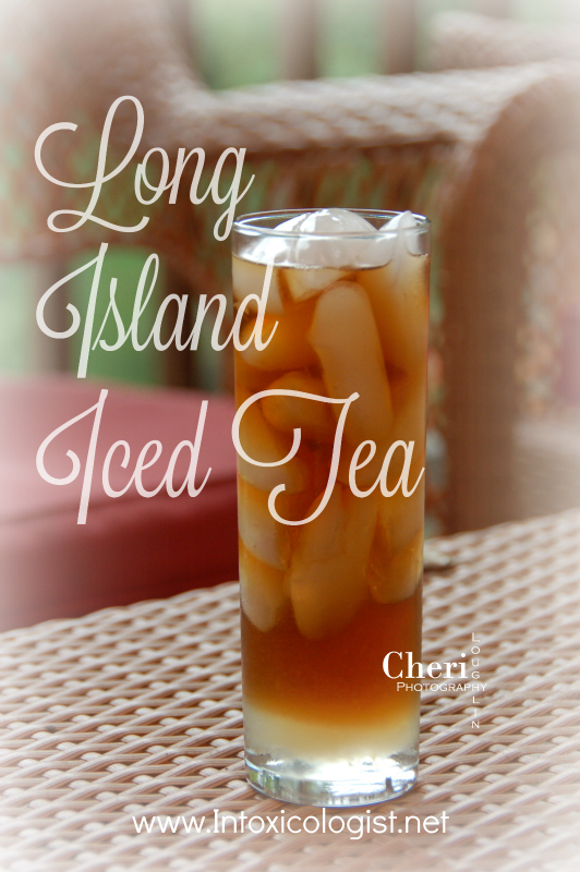 21 Must Try Classic Cocktails: Long Island Iced Tea