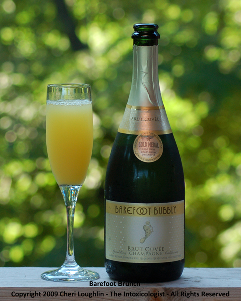 Barefoot Brunch - created by and copyright Cheri Loughlin