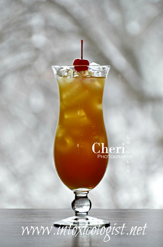 Zombie Classic Cocktail