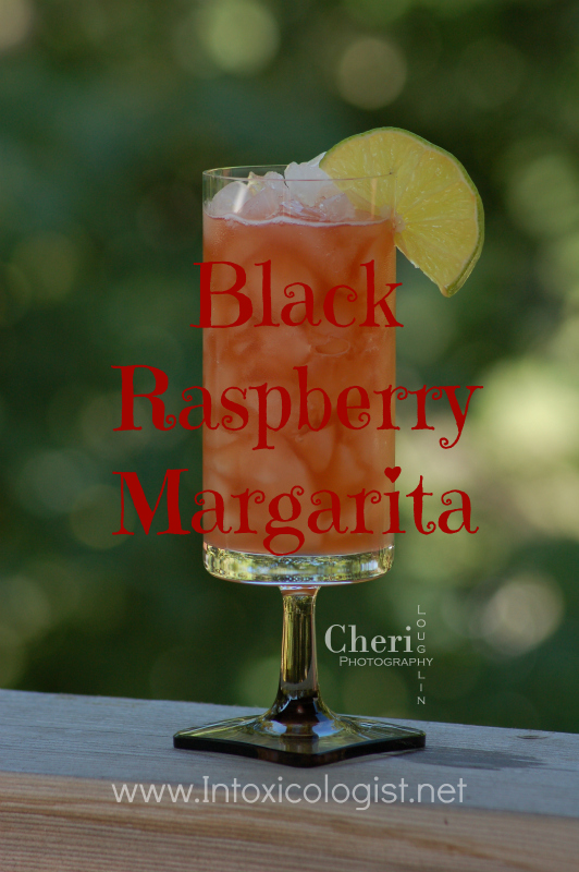 The Black Raspberry Margarita with Jack Daniel's & Chambord is a pretty in pink sweetened drink. Skip the Sprite to lessen the sweetness.