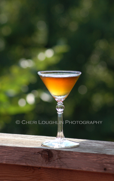 Buffalo in Manhattan uses Buffalo Trace Bourbon, Rye Whiskey, Carpano Antica Formula (sweet vermouth) and dash of bitters. - recipe variation and photo by Mixologist Cheri Loughlin, The Intoxicologist