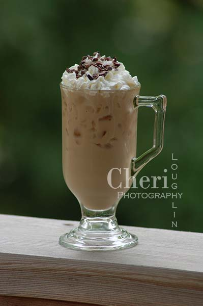 Parisian Oro Frappe Low Calorie Tequila Coffee Drink - Tequila, Coffee, Parisian Almond Creme