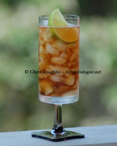 Original Bacardi Cuba Libre - Rum Classic - photo copyright Cheri Loughlin